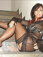 black stocking site softcore
